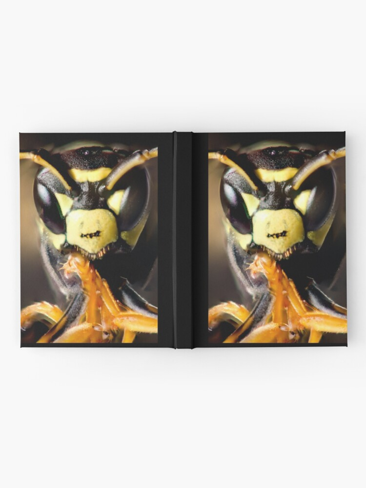 Alternate view of Wasp Hardcover Journal