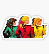 HEATHER HEATHER HEATHER Sticker