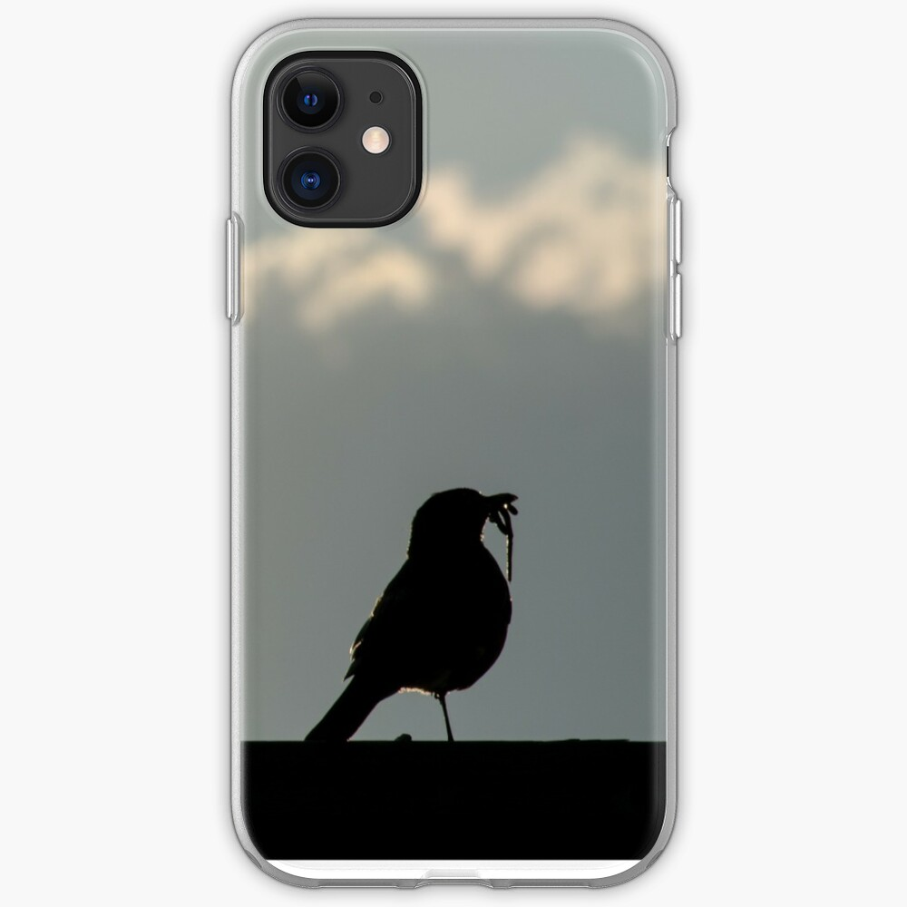Early bird gets the worm iPhone Case & Cover