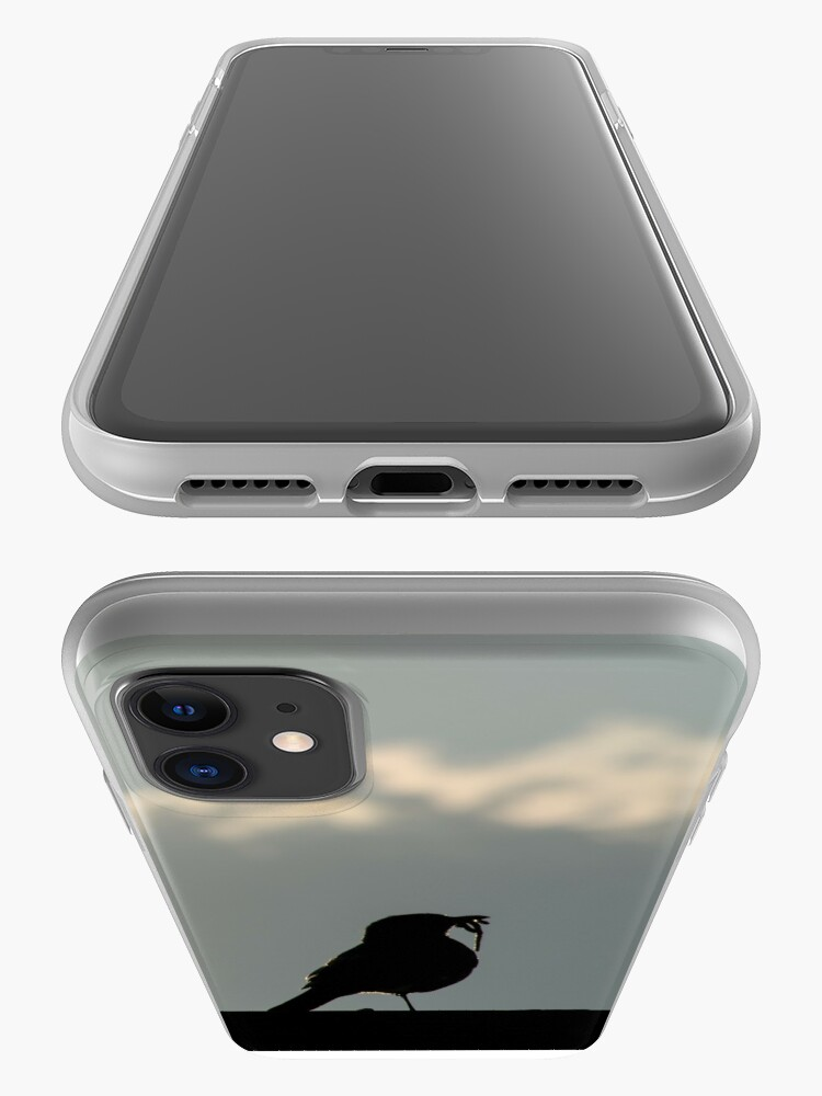 Alternate view of Early bird gets the worm iPhone Case & Cover