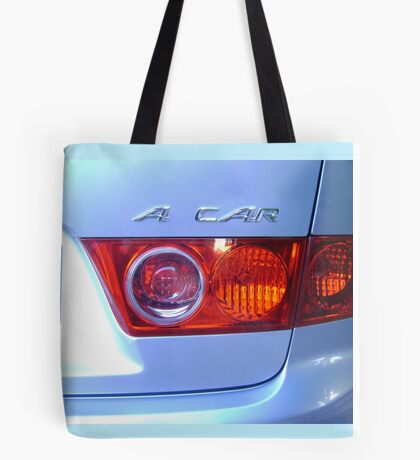 a car Tote Bag