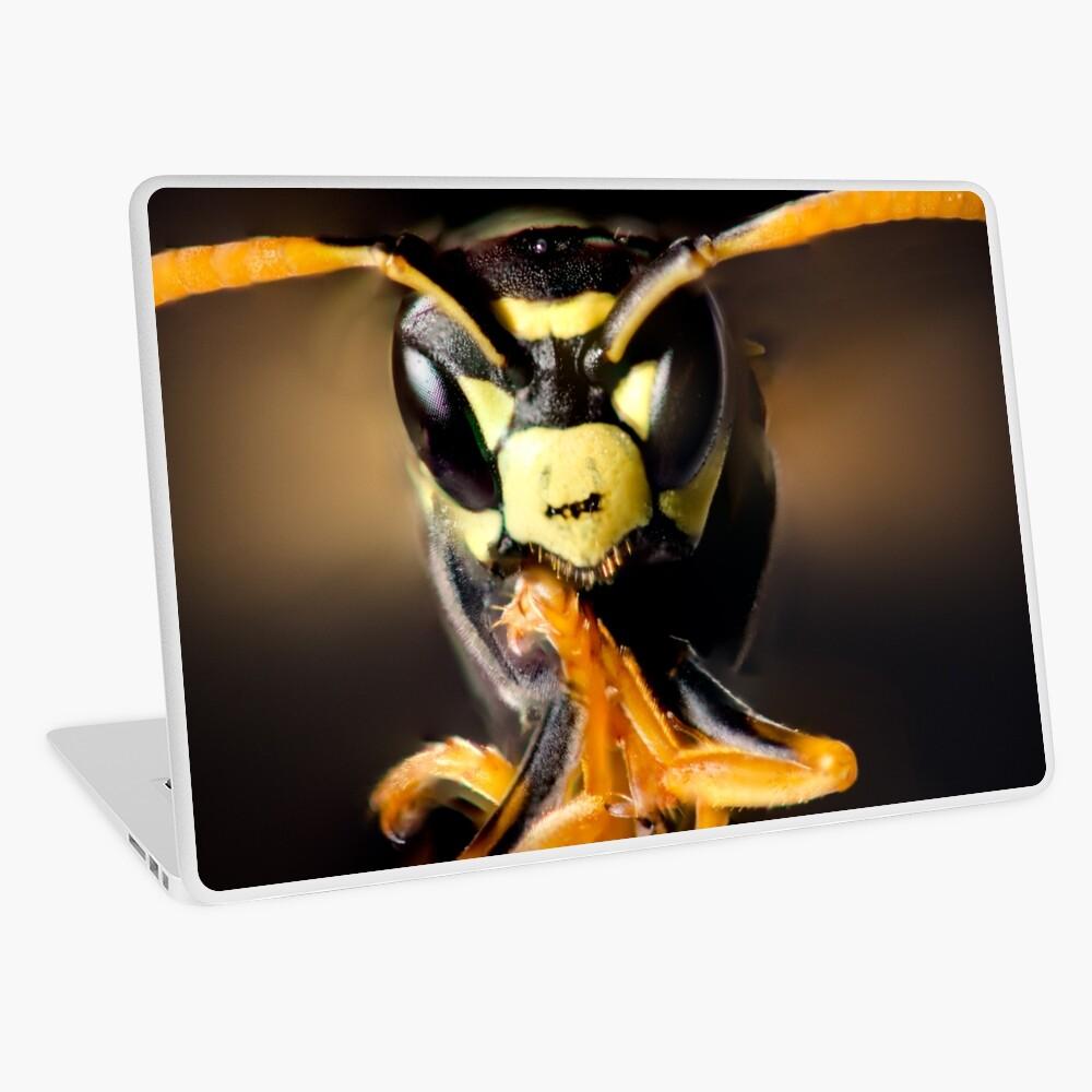 Wasp Laptop Skin