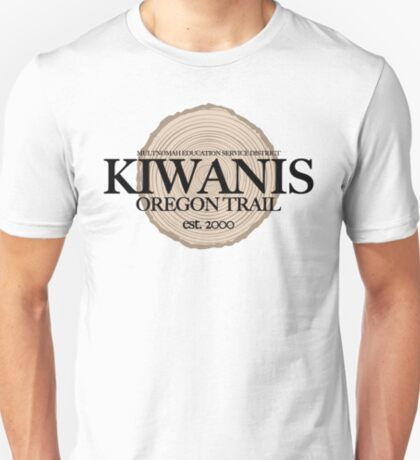 Kiwanis Oregon Trail (fcb) T-Shirt