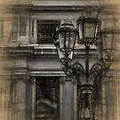 Street Lamp Mystery by photograham