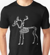 Two Headed Deer Unisex T-Shirt