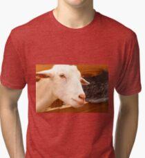 A Proud Goat Tri-blend T-Shirt