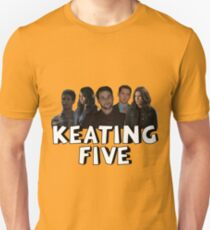 Keating Five Unisex T-Shirt