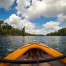 Out on the water by Dave Riganelli