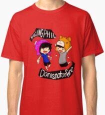 Dan And Phil$ 1 Classic T-Shirt