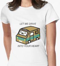 Neko Universe Womens Fitted T-Shirt