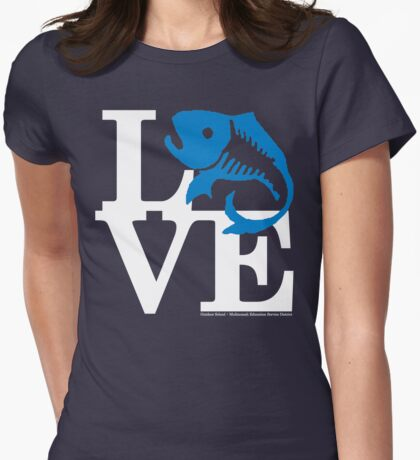 Water Field Study Love (fcw) T-Shirt