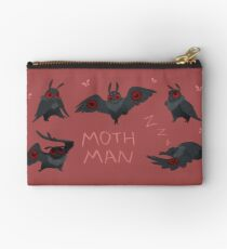 Mothman Zipper Pouch