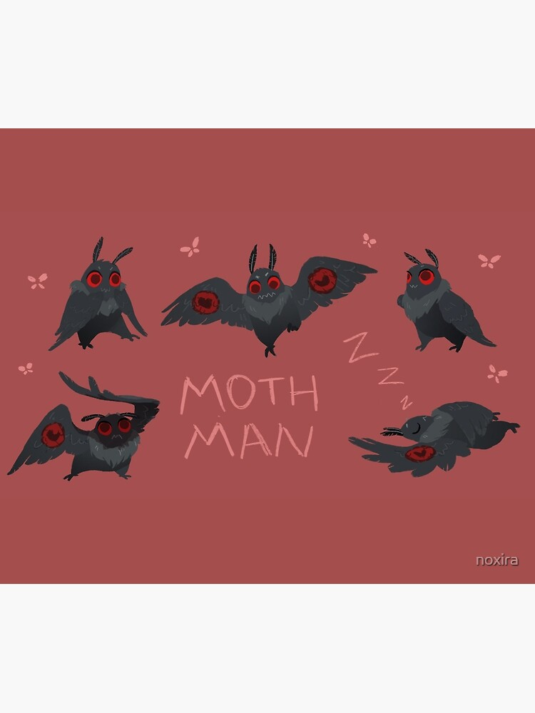 Mothman by flaroh