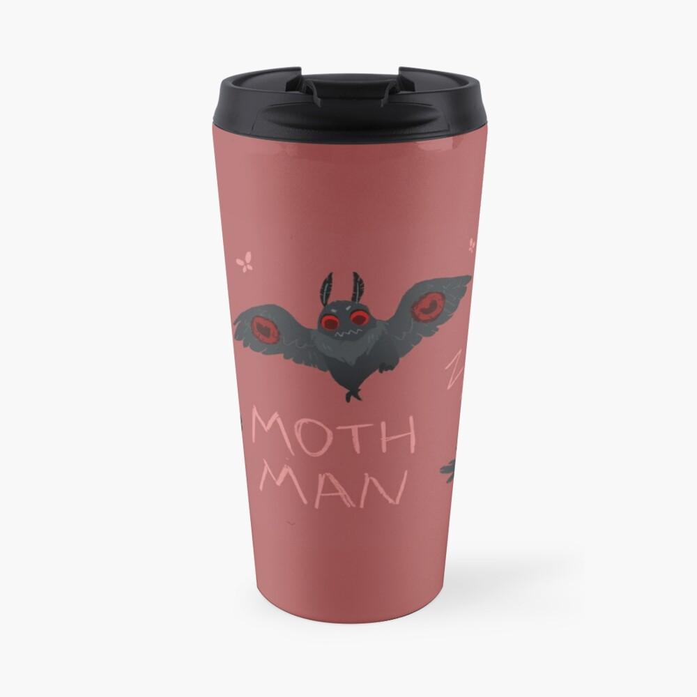 Mothman Travel Mug