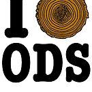 I Wood Cookie ODS by Multnomah ESD Outdoor School