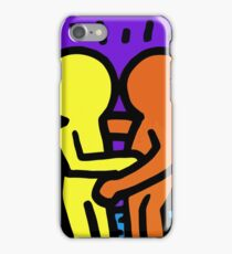 Keith Haring iPhone Case/Skin