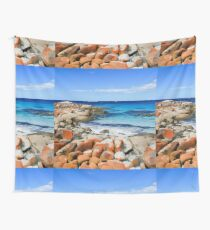 BAY OF FIRES Wall Tapestry