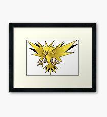 Pokemon Phoenix Framed Print