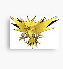 Pokemon Phoenix Canvas Print