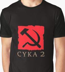Dota Cyka 2 Graphic T-Shirt
