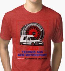 C15 Version 1 Tri-blend T-Shirt