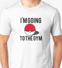 Pokemon Going to the Gym Unisex T-Shirt
