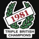 Viscount 1981 Champions by C.J. Jackson