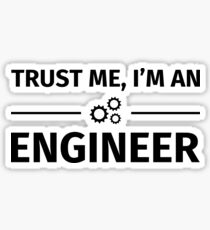 Mechanical engineering Sticker