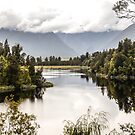 Lake Matheson  by DebbyScott