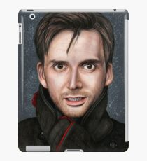David Tennant iPad Case/Skin