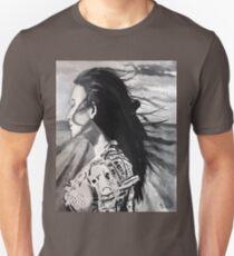 Tori Amos Black and White Unisex T-Shirt