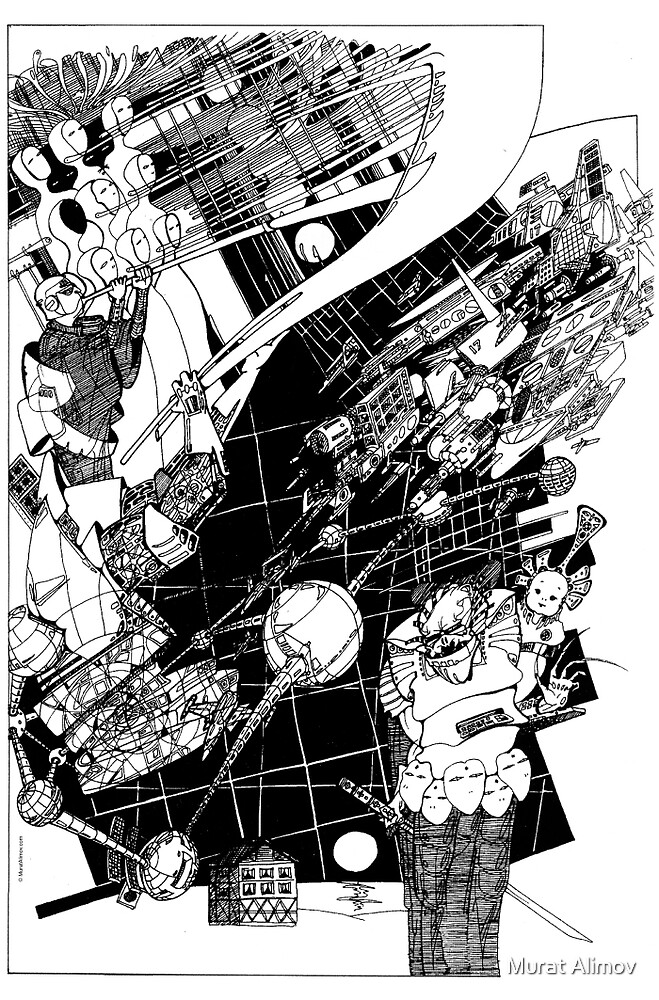 Graphics 015 by Murat Alimov