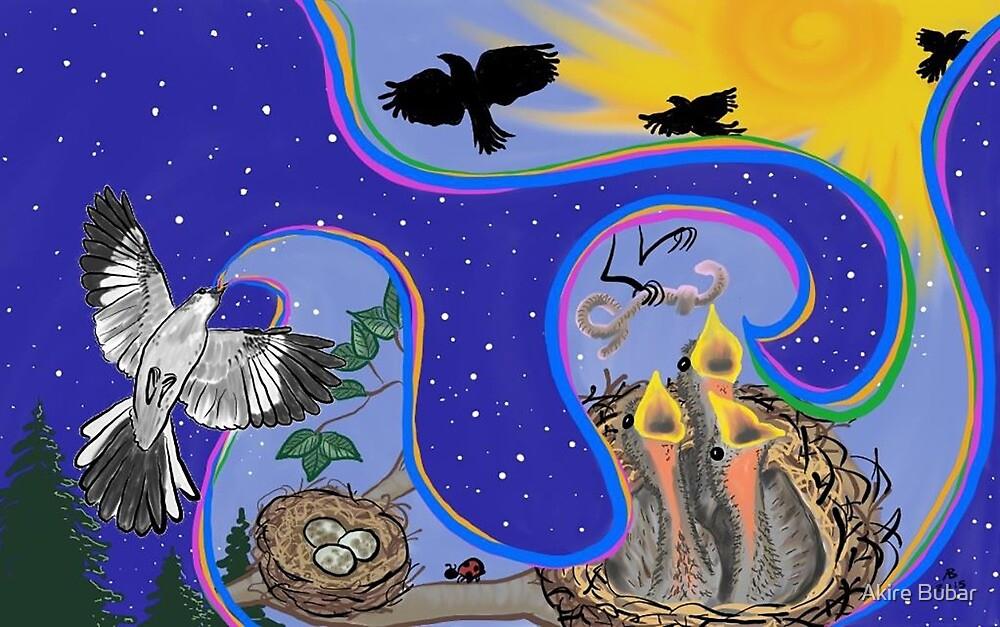 Mockingbird's Song by Akire Bubar