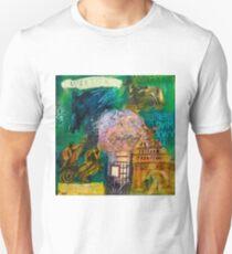 London: Warrior Unisex T-Shirt