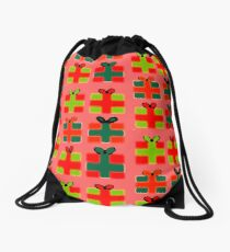 TIME FOR GIFTS Drawstring Bag
