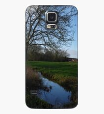 Ye old town field Case/Skin for Samsung Galaxy