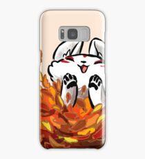 Fall Okami Samsung Galaxy Case/Skin