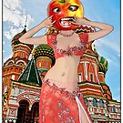 Moscow Apple Head Girl - Russia by JoelCortez