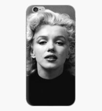 Vintage: Marilyn Monroe (Black&White) iPhone Case