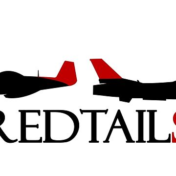 100th FS Red Tails Tuskegee Airmen Alabama ANG by JeepsandPlanes