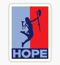 Buffy is Hope! Sticker