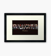 Tarantino Stuff Framed Print