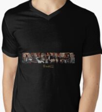 Tarantino Stuff Mens V-Neck T-Shirt