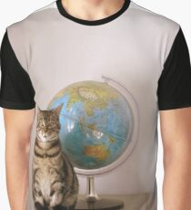 The World Is Not Enough Graphic T-Shirt