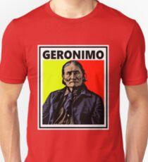 GERONIMO-4 Unisex T-Shirt