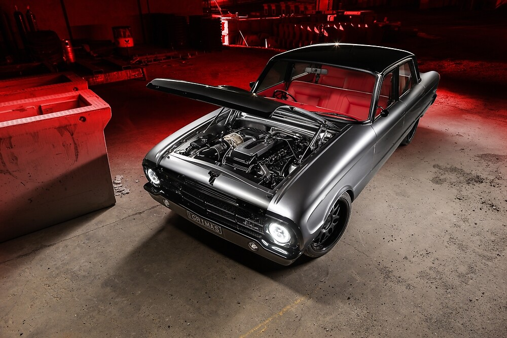 Image Conversions Ford XM Falcon by HoskingInd