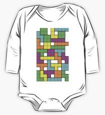 Tetris One Piece - Long Sleeve