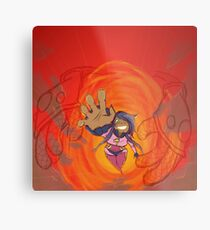 Set your Sights for the Sun Metal Print