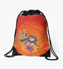 Set your Sights for the Sun Drawstring Bag