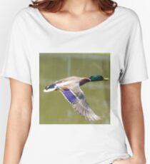 Duck in flight Relaxed Fit T-Shirt
